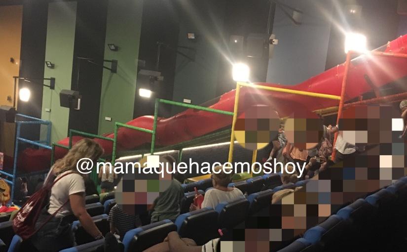 La nueva sala de cine Junior – una vozdiscordante